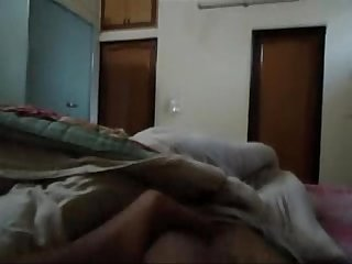 Hairy indian with 6Inch cock cumming
